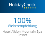 Hotel Albion on Holidaycheck