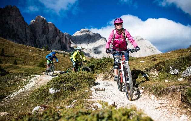 Your bike specialist in the Dolomites