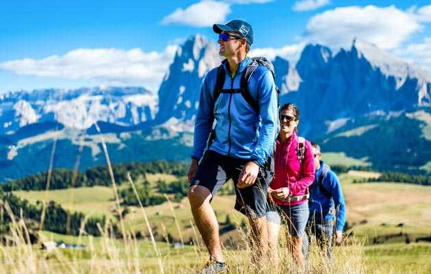 You hiking specialist in Val Gardena